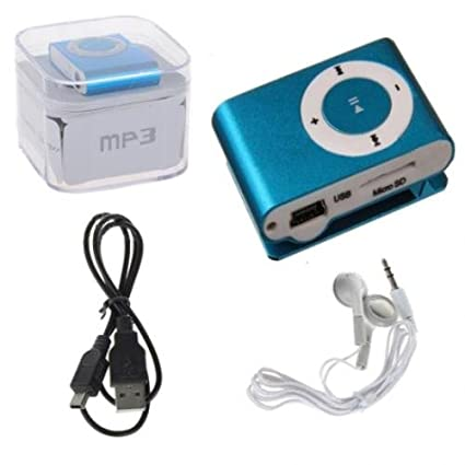 EasyShip Mini iPod Shuffle MP3 Player Free Data Cable and Earphone MP3/MP4 Players at amazon