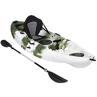 Respaldo con Asiento para kayak autovaciable 4