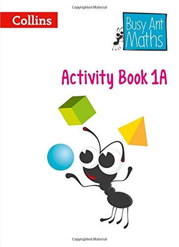 Busy Ant Maths European edition – Activity Book 1A