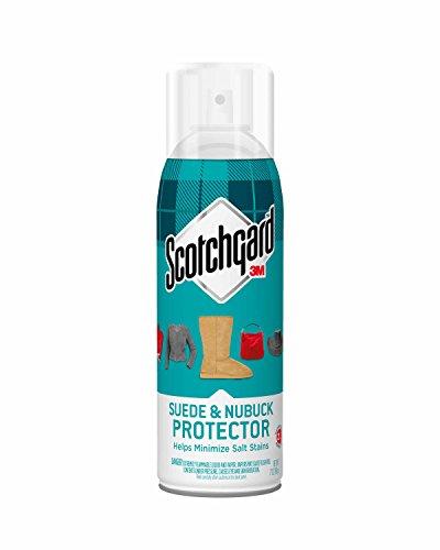 Scotchgard Suede & Nubuck Protector, 1 Can, 7-Ounce (Suede Boot Protector)