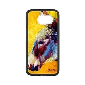 Hjqi - Custom Donkey Phone Case, Donkey Personalized Case for SamSung Galaxy S6