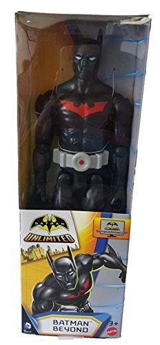 "DC Comics Batman Unlimited Batman Beyond 12"" Action Figure New 2015"