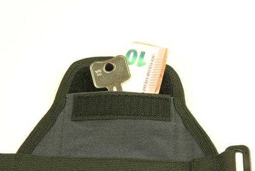 Handytasche i line 3.5 Green Edition für Oberarm (-umfang: ca. 23 cm bis ca. 37 cm). Hergestellt in Deutschland