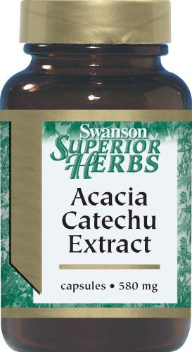 Acacia cachou Extrait 580 mg 60 Caps