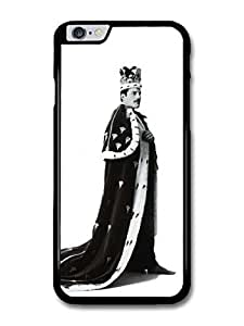 """AMAF ? Accessories Freddie Mercury The King Queen case for iPhone 6 Plus (5.5"""")"""