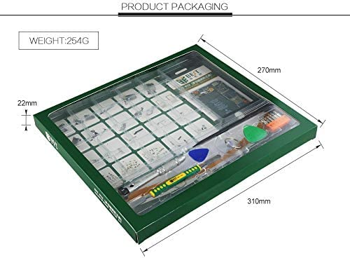 Latest BEST-932 Screwdriver Opening Pry Tool Mobile Phone Repair Tool Kit