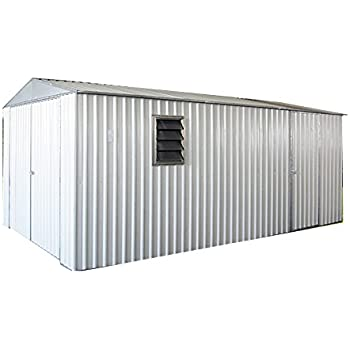 Amazon.com: Weizhengheng CG05 Light Steel Metal Carport ...