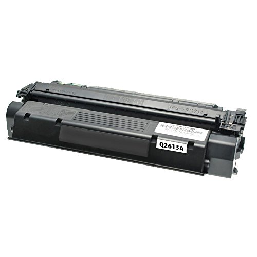 HQ Supplies Premium Compatible Replacement for HP 13A Black Toner, HP Q2613A for HP LaserJet 1300, LaserJet 1300n, LaserJet 1300xi Printers