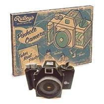 Wild Wolf Ridley's Pinhole Camera