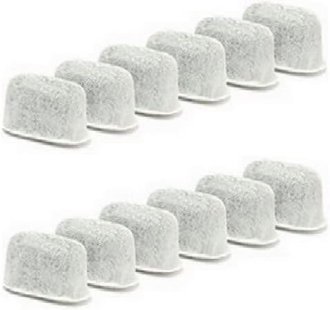 (12) Water Filter Charcoal for Keurig Vue Cartridges Kit 500, 600, 700 NEW