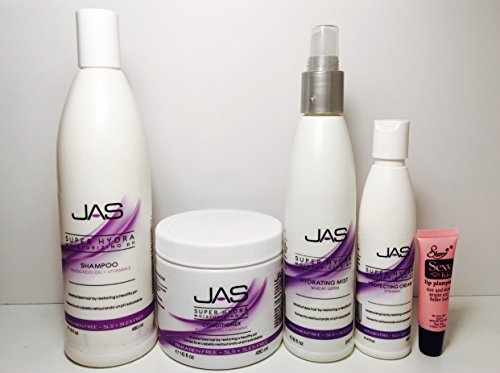 JAS Super Hydra Moisturizing Ph Shampoo Avocado Oil + Vit...