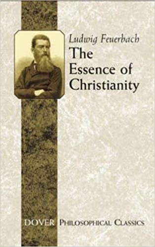 Book The Essence of Christianity (Dover Philosophical Classics)