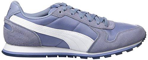 Puma Mixte-erwachsene St Coureur Nl Bas En Haut, Grau Blau (blanc Tempête 32)