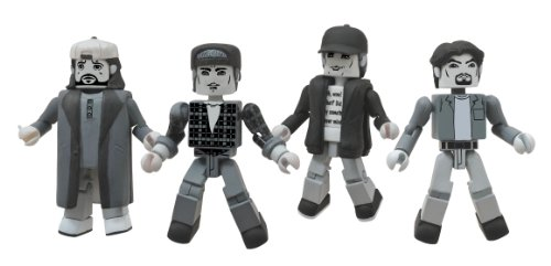 Diamond Select Toys Clerks Minimates 20th Anniversary B and W Box -