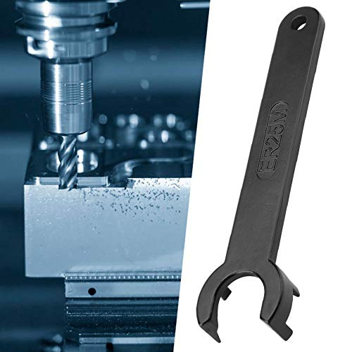 Er25m Wrench Collet Chuck Clamping Nut Spanner Wrench CNC Milling Lathe Accessories