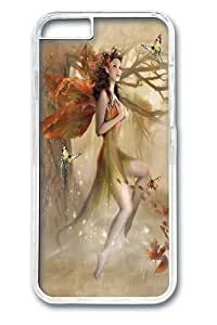 Case For Samsung Galaxy S5 Cover Case and Cover -Fairy Forest Meadow Polycarbonate Hard Case Back Cover Case For Samsung Galaxy S5 Cover Transparent