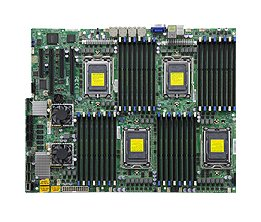 Supermicro H8QG7-LN4F Server Motherboard - AMD SR5690/SR5670 Chipset - Socket G34 LGA-1974 MBD-H8QG7-LN4F-O