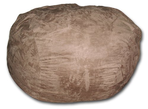 Amazon.com: 6 ft Ronda Espuma Bolsa silla como lovesac ...