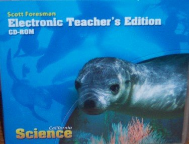 Electronic Teacher's Edition Grade 2 (California Science): Scott ...