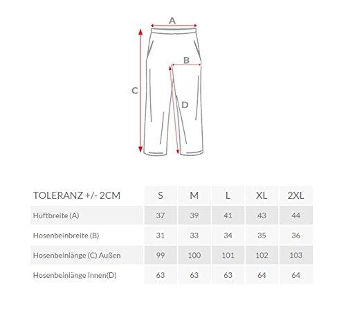 Red Sportivi Cascante mj1668 Ozonee Pantaloni 2231 Grau Hot Uomo UBqRPw6X