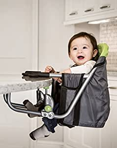 Regalo easy diner portable hook on high chair for Regalo mobile tv