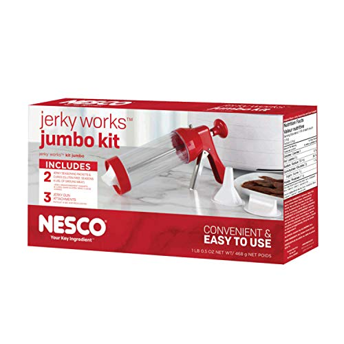 Nesco Bjx5 Jerky Works