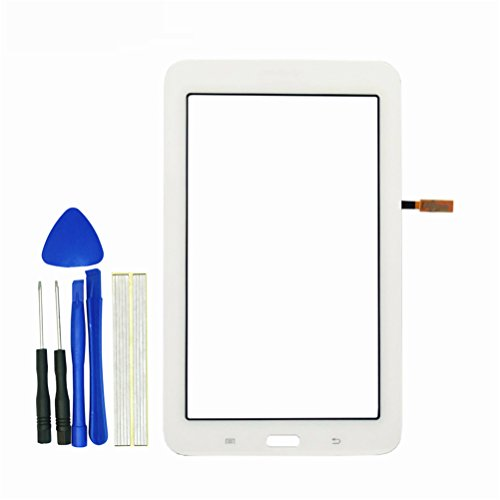 klesti Touch Panel Screen Repair Parts Replacement For klesti Touch Panel Replacement for Samsung Galaxy Tablet 3 Lite SM-T110 (Touch Part)