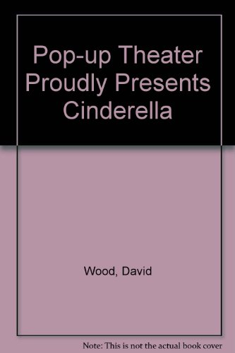 Pop-Up Theater Proudly Presents Cinderella/Book and Theater for $<!--$61.64-->