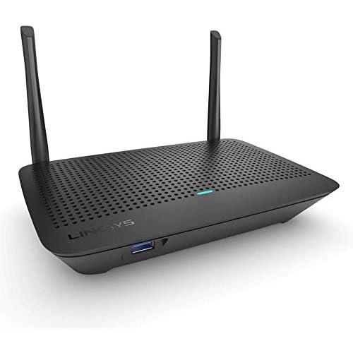 chollos oferta descuentos barato Linksys MR6350 EU Router WiFi 5 de Doble Banda AC1300 Compatible con el Sistema Velop WiFi para Todo el hogar Controles parentales por la aplicación de Linksys