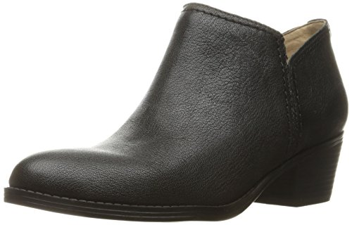 Naturalizer Women's Zarie Ankle Boot, Black, 12 W -