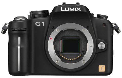 Panasonic digital SLR camera LUMIX (Lumix) G1 body comfort black - Slr Panasonic Cameras Lumix