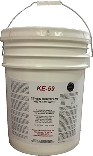 PowderZyme: Powdered Bacterial Enzymes [Pail (100 lbs)]