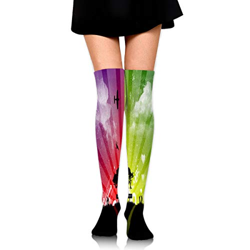 - Women Stockings Over Knee Peace Images Peace Love Amazing Easter