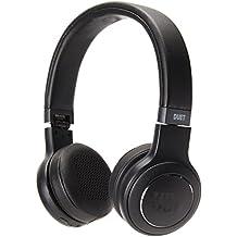 JBL Duet Bluetooth Wireless On-Ear Headphones - Black
