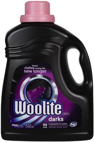 Price comparison product image Woolite Darks Laundry Detergent,  100 Ounce