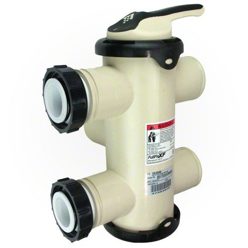 PENTAIR WATER POOL AND SPA 263080 Backwash Valve with Inlet on Top