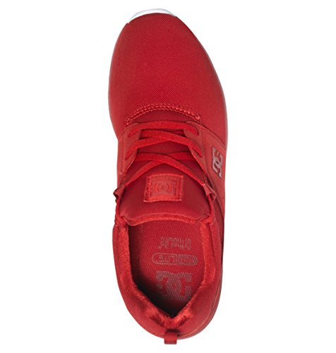 Chaussure Rouge-blanche Heathrow Dc (eu 37 / Us 5, Rouge)