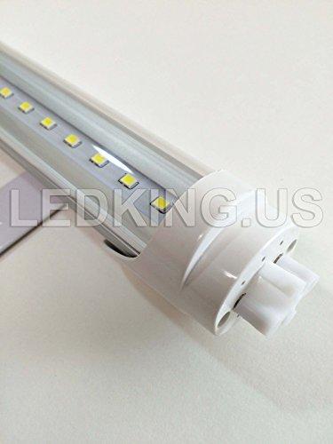 2pcs Led U Bend Shaped 20w T8 T12 Tube Light Fb32