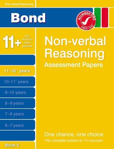 Bond non verbal reasoning 10 11 online dating 10