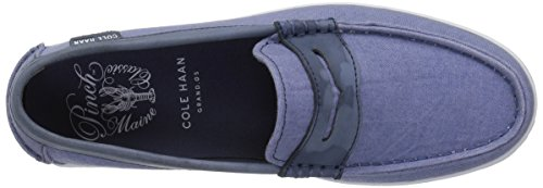 Cole Haan Mens Pinch Weekender Slip-On Loafer Cornwall Blue Onion/Navy SGuobS