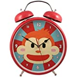 Monkey Talking Alarm Clock II 5'' by Streamline Inc