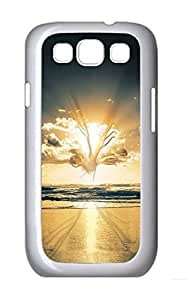Samsung S3 Case Ps Maritime Scenery PC Custom Samsung S3 Case Cover White
