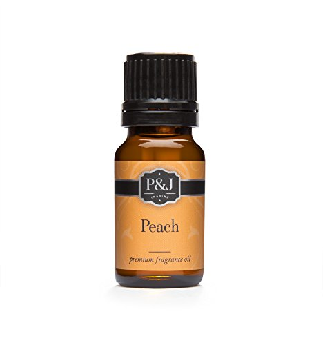 Peach Premium Grade Fragrance Oil - 10ml Perfume Scented Oil - Fresh Peach Fragrance Oil