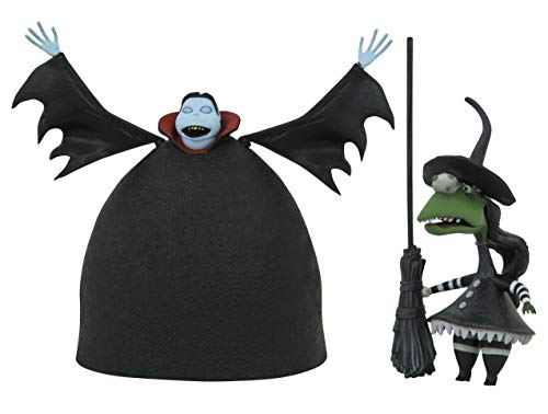 DIAMOND SELECT TOYS The Nightmare Before Christmas: Short