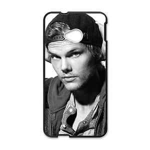 HTC One M7 Cell Phone Case Black Avicii L2988489
