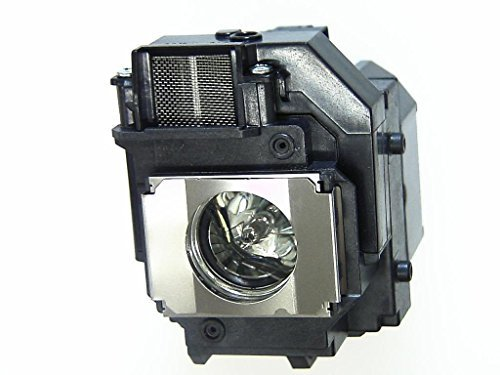 FL ELPLP58 V13H010L58 Projector Lamp Module Assembly Replacement Video Lamps Unit Compatible For Epson EB-W10/X10/S10