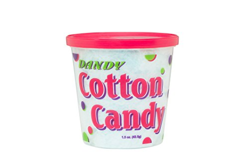Dandy Cotton Candy, 1.5 oz (Pack of 12)