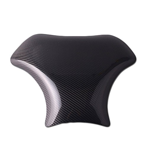 Gsxr1300 Fiber Carbon (GZYF New Carbon Fiber Fuel Gas Tank Cover Protector For Hayabusa GSXR1300 1999-2007)