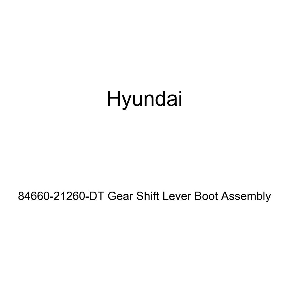 Genuine Hyundai 84660-21260-DT Gear Shift Lever Boot Assembly