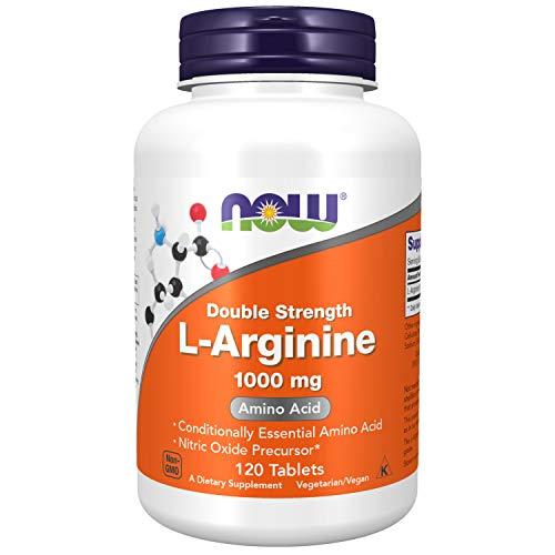 NOW Supplements L-Arginine 1000